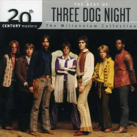 Three Dog Night - 20th Century Masters The Millennium Collection: The Best Of Three Dog Night (CD) (20th Century Classical Music)