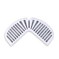 Replacement Filters for Ceramic and Stainless Steel Fountains, 3-Pack, Keeps water fresh and clean By Pioneer Pet
