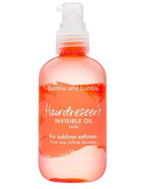Bumble And Bumble Hairdresser'S Invisible Oil By Bumble And Bumble - 3.4 Oz Oil