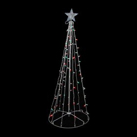 6 green led lighted outdoor spiral rope light christmas tree yard 6 green led lighted outdoor spiral rope light christmas tree yard art decoration walmart aloadofball Images