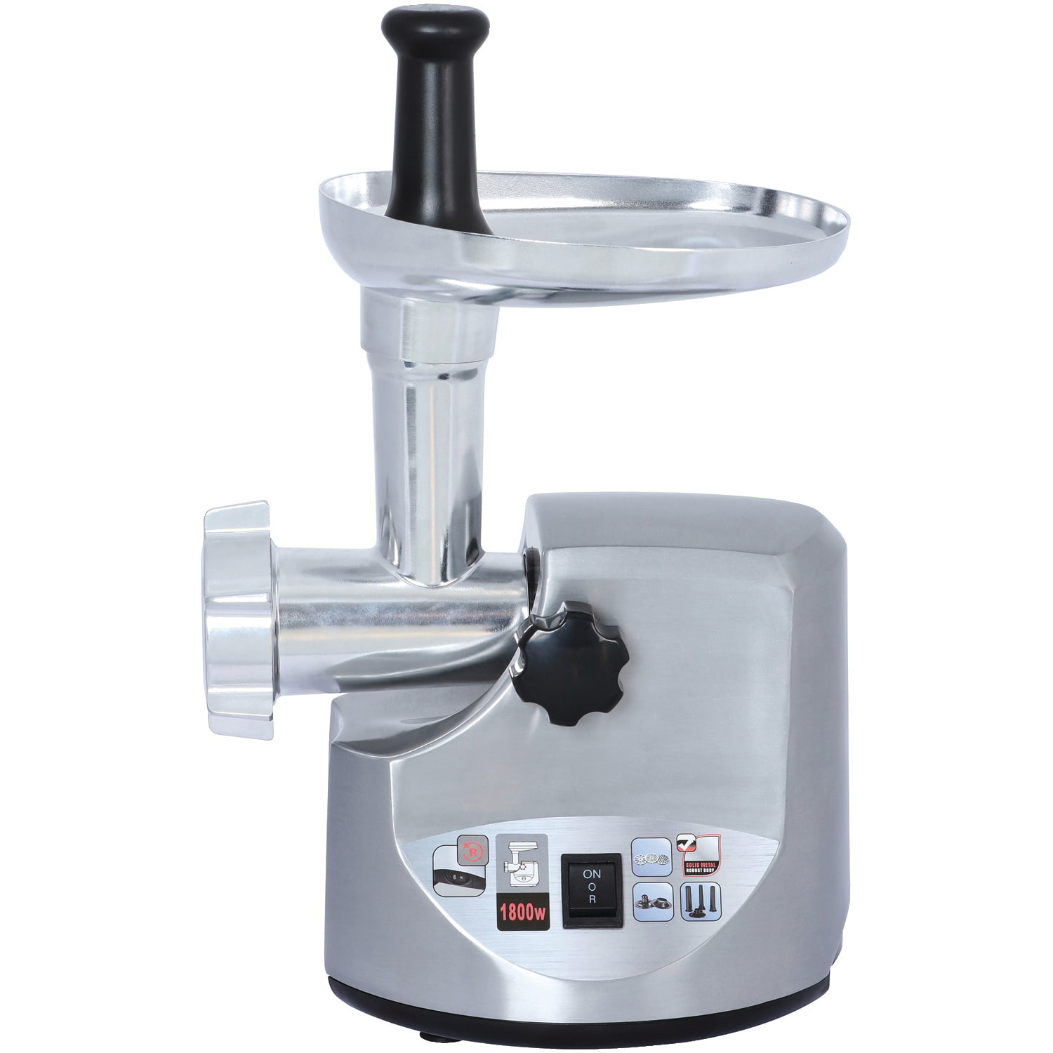Brentwood Appliances MG-1800S Heavy-duty Meat Grinder by Brentwood Appliances
