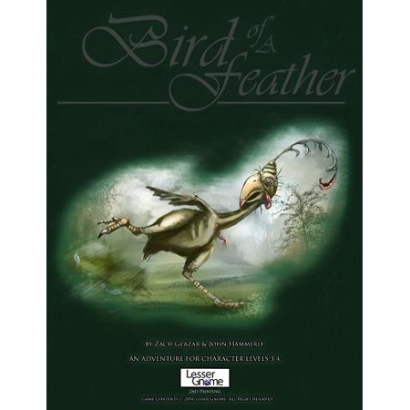 Bird of a Feather: An Adventure for Classic Fantasy Role-Playing Games