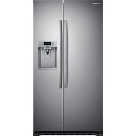 Samsung RS22HDHPNAA 22.3-cu.ft. Side-By-Side ENERGY STAR Refrigerator