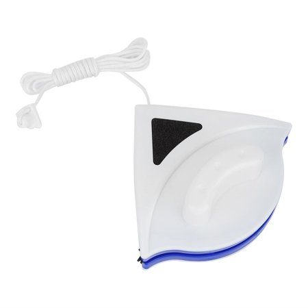 Sonew Outil de nettoyage de verre de fenêtre à la maison Surface d'essuyage de nettoyeur de brosse magnétique double face, Nettoyeur de brosse magnétique double face, Essuie-glace de brosse - image 3 de 8
