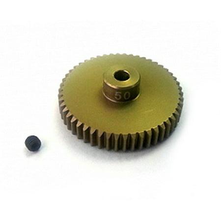 Integy RC Toy Model Hop-ups 3RAC-PG4850 48 Pitch Pinion Gear 50T (7075 w/  Hard Coating)
