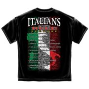 Cotton Italians Rules T-Shirt