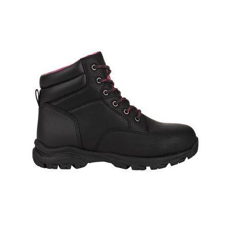 7914bfabad84 BRAHMA - Brahma Women s Bevel Steel Toe Work Boot - Walmart.com