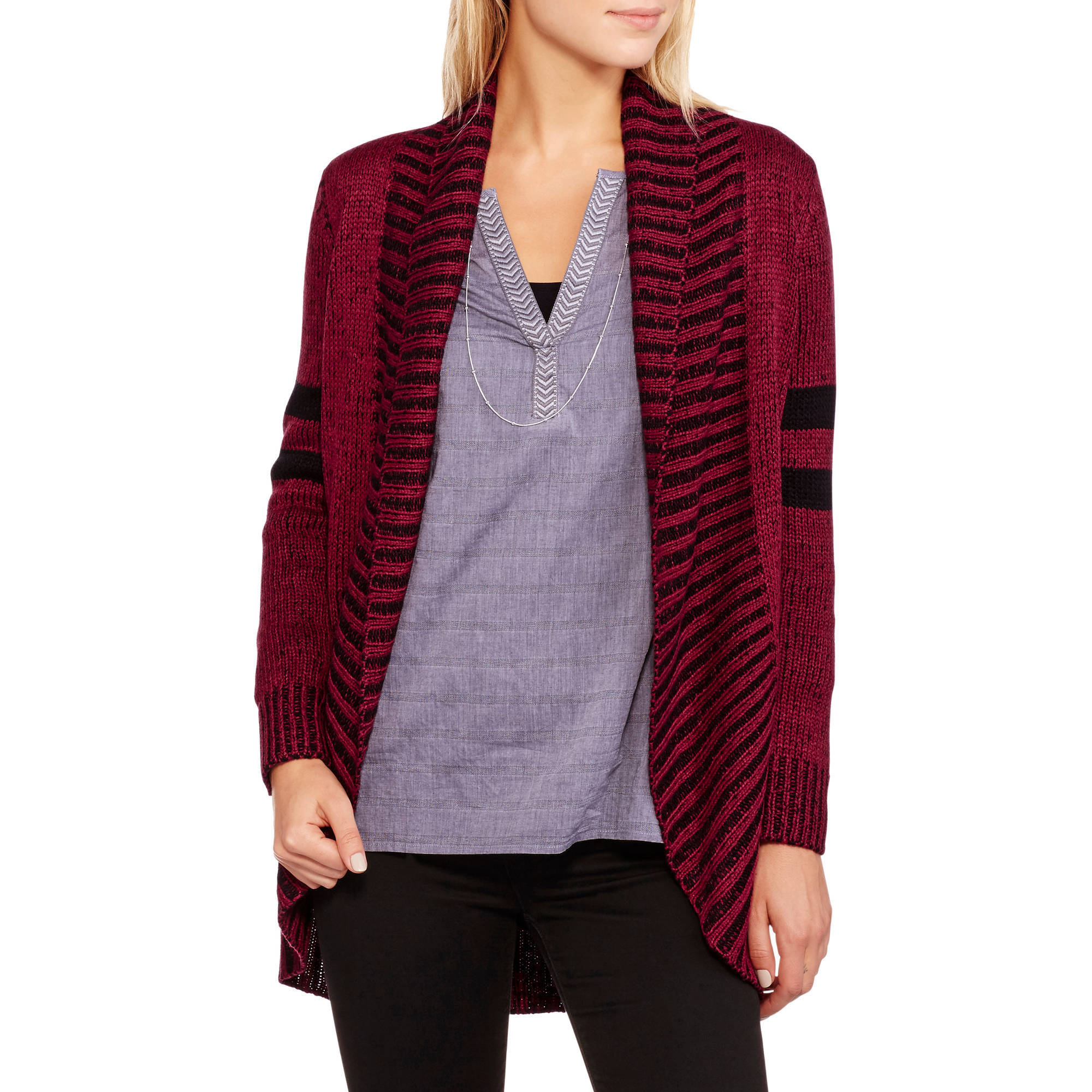 Concept's Womens Cocoon Cardigan Sweater