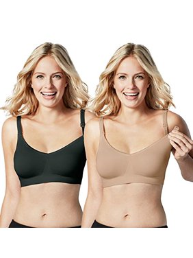 14d641985a Product Image Bravado Body Silk 2-pack Black   Silver Belle Medium