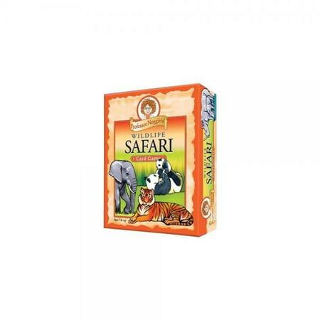 Professor Noggin's Wildlife Safari - A Educational Trivia Based Card Game For Kids - Ages 7+](Halloween 7 Trivia)