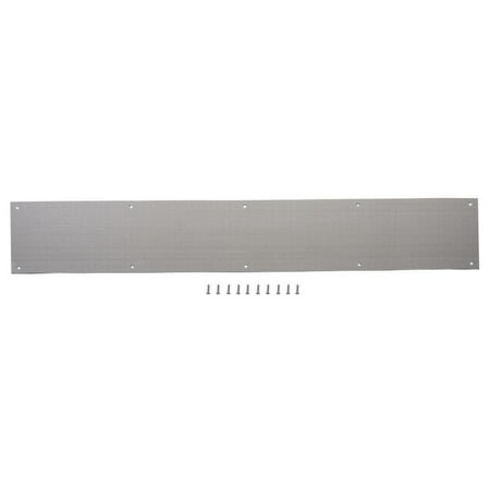 ProSource 32303TND-PS Aluminum Kick Plate, 6