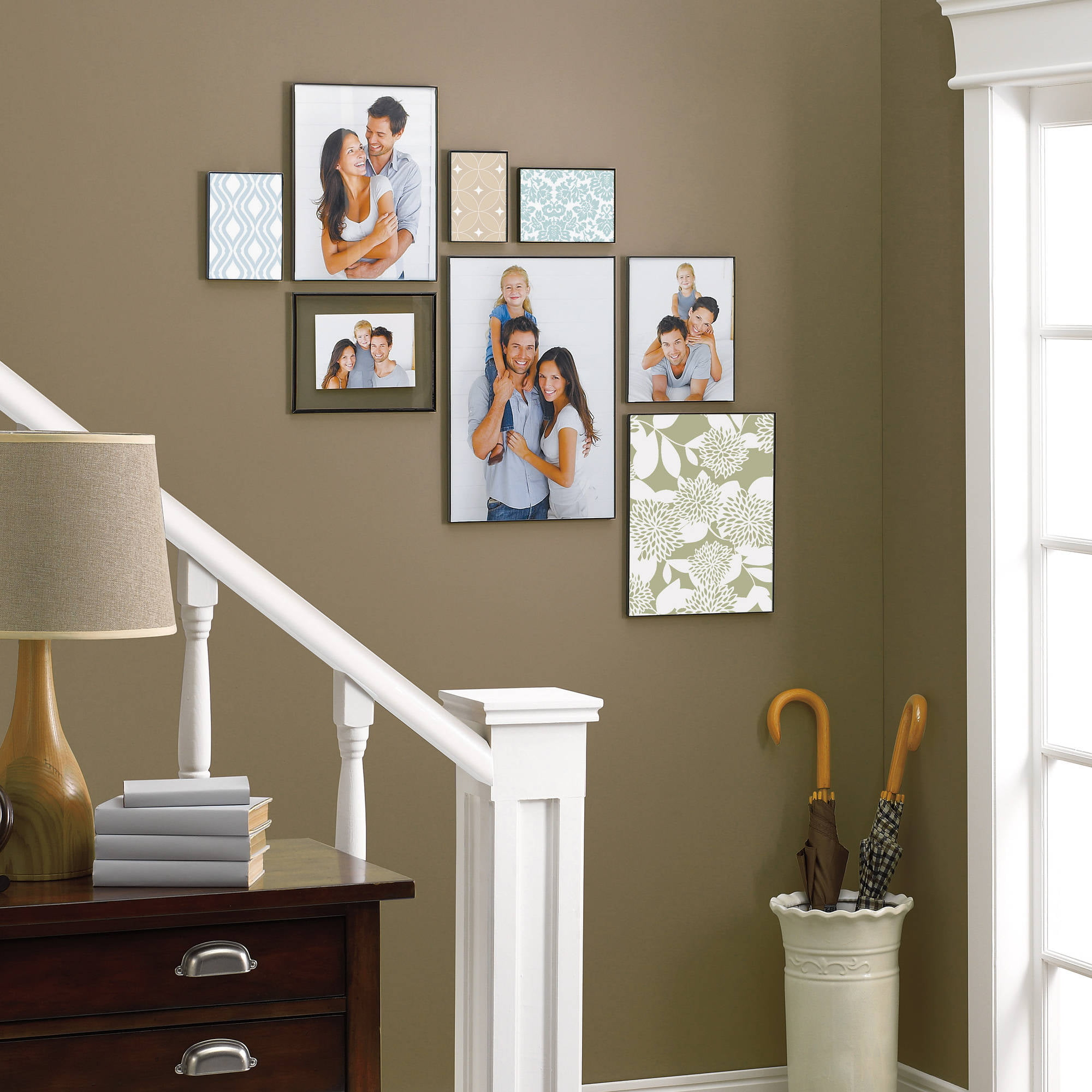 Mainstays 11x17 Format Picture Frame, Set of 3 - Walmart.com