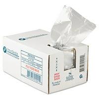 Inteplast Group Get Reddi Pinch & Seal Zipper Food Storage Bags, 16 Ounce, 1000 Ct
