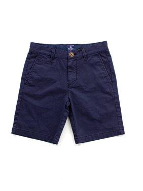 Boy's Classic Twill Short