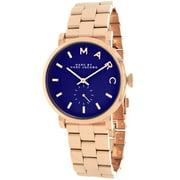 Marc Jacobs Women's Baker Gold-Tone Watch, MBM3330