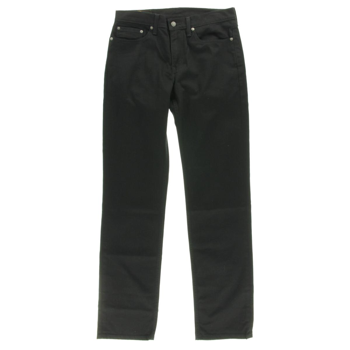 Levi's Mens 514 Denim Regular Fit Straight Leg Jeans