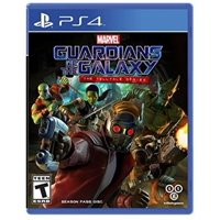 Guardians of the Galaxy: Telltale Series (Season Pass Disc), WHV Games, PlayStation 4, 883929582440