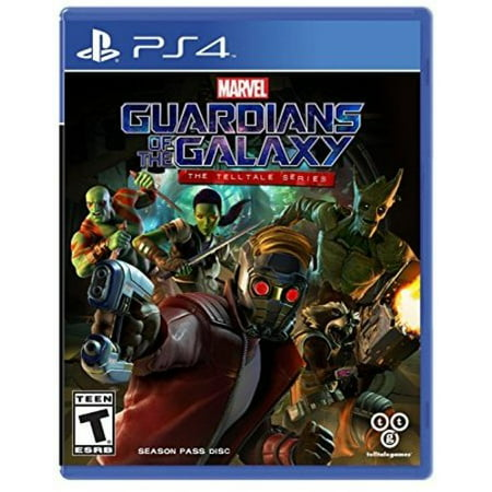 Guardians of the Galaxy: Telltale Series (Season Pass Disc), WHV Games, PlayStation 4,