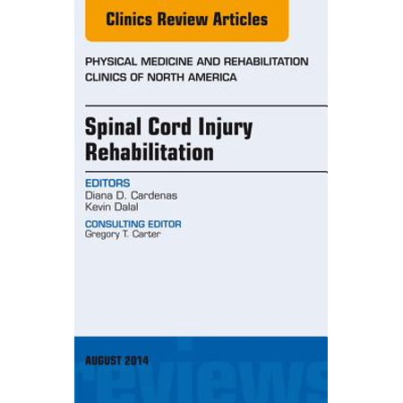 Spinal Cord Injury Rehabilitation, An Issue of Physical Medicine and Rehabilitation Clinics of North America, E-Book - Volume 25-3 - eBook (Spinal Cord Medicine)
