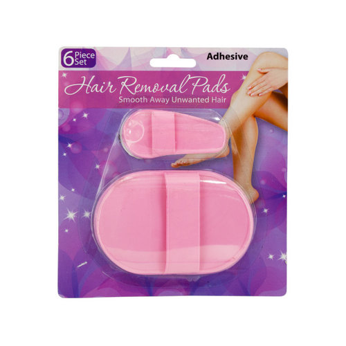 Bulk Buys HB872 Hair Removal Pads Case of 72