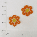 Expo Int'l Posy Beaded Applique Pack of 2