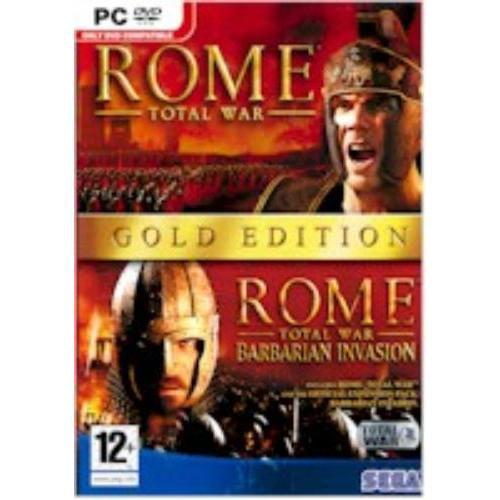 Sega Rome Total War Gold [windows 98/me/2000/xp]