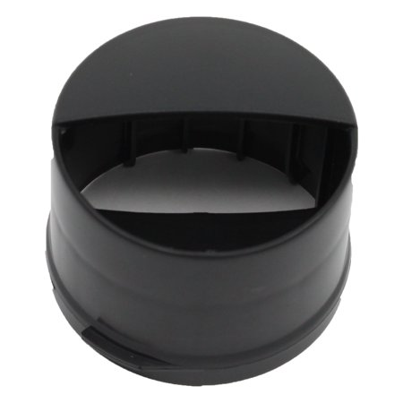 2260502B Refrigerator Water Filter Cap Replacement for Maytag ASD2524VES00 Refrigerator - Compatible with WP2260518B Black Water Filter Cap - UpStart Components Brand - image 3 of 4
