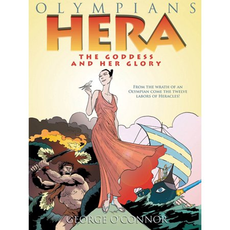 Olympians: Hera : The Goddess and her Glory](Venus The Goddess Of)