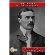 The Tracer of Lost Persons - eBook