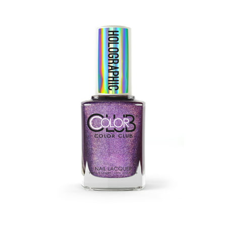 Color Club Holographic Nail Polish, It's a Mystery