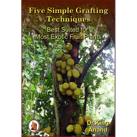 Five Simple Grafting Techniques Best Suited for Most Exotic Fruit Plants -