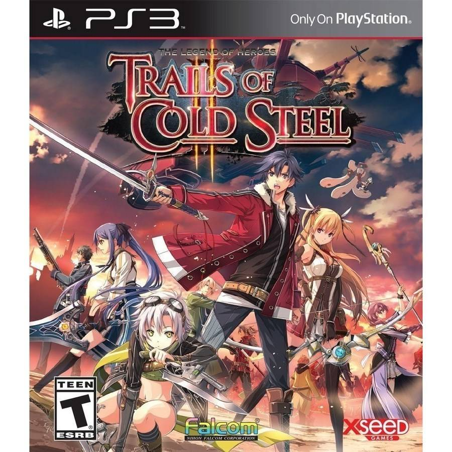 LEGEND OF HEROES TRAILS 2 (PS3)