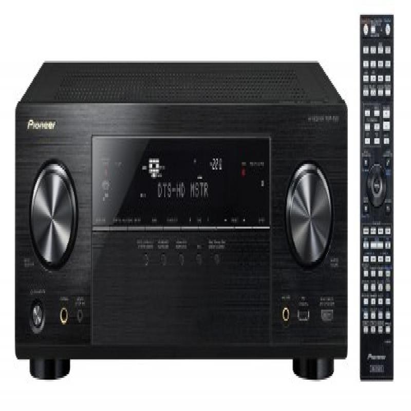 Pioneer VSX-1123 7.2-Channel Network A/V Receiver (Black)