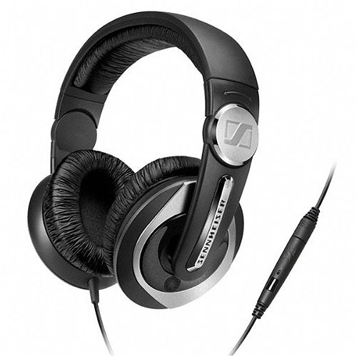Sennheiser HD 335s Over-Ear Headset - Black/Silver