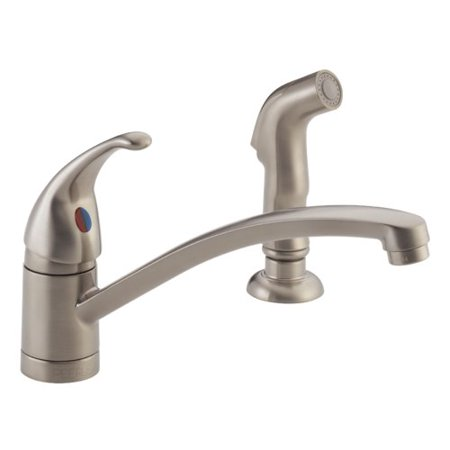 Peerless Faucets Choice Single Handle Kitchen Faucet with Matching ...