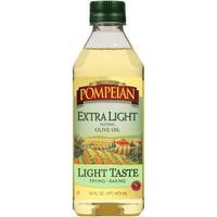 Pompeian Extra Light Olive Oil 16 Fl Oz