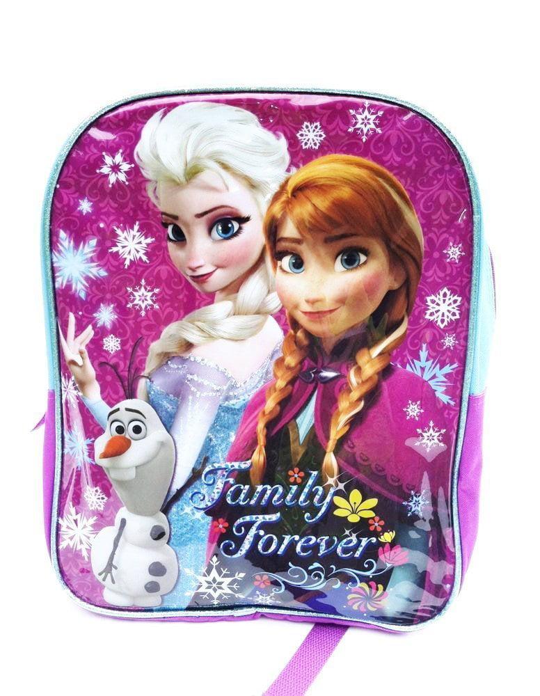 Disney Frozen Full Size 15 Inch Backpack