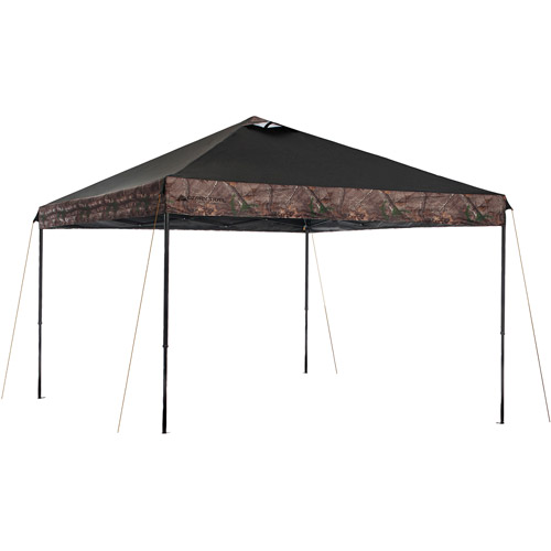 10 x 10 Instant 100 sq. ft. Cooling SpaceGazebo with Realtree Xtra by ZHANGPU METAL PRODUCTS CO., LTD.