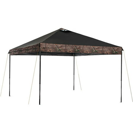 10 x 10 Instant 100 Sq. ft. Cooling SpaceGazebo with Realtree xtra