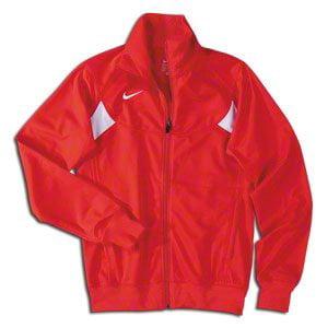 Nike Women's Pasadena II Jacket (X-Large, Scarlet)