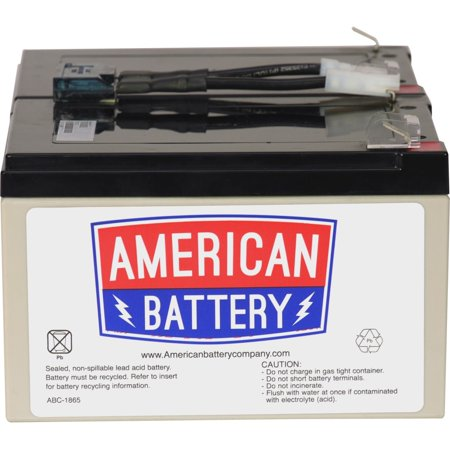 Abc Rbc6 Replacement Battery Cartridge  6
