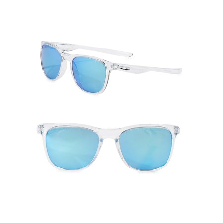 Trillbe55MM X Polarized Round (Oakley Sunglasses With Clear Frames)