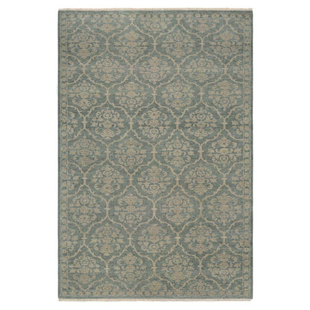 Couristan Tenali Floral Arabesque Rug, Sage Green, Multiple Sizes Available