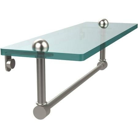 Designer Glass Vanity Shelf (16