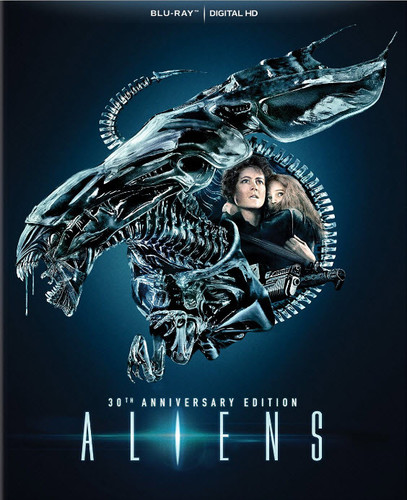 Aliens (30th Anniversary) (Blu-ray)