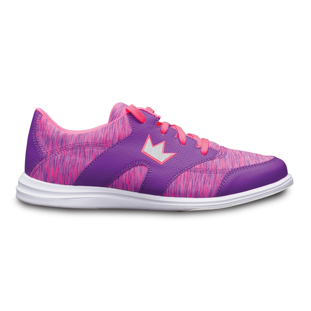 Brunswick Ladies Karma Sport Bowling Shoes- Purple/Pink M 6 M Purple/Pink US afb99d