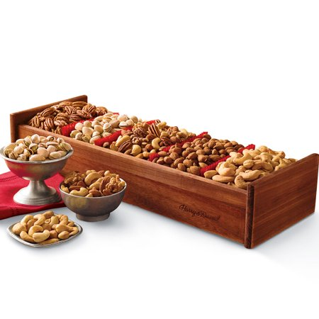 Harry & David Mixed Nut Crate - Harry And David Halloween Cookies