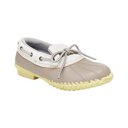 782a34574 Jambu - Women's Gwen Floral Print Slip-on Duck Shoes - Walmart.com