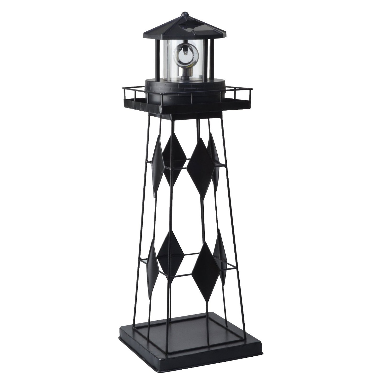Moonrays 91526 Solar Powered LED Lighthouse