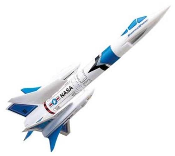 Estes Flying Model Rocket Kit, Shuttle Xpress by Estes-Cox Corp